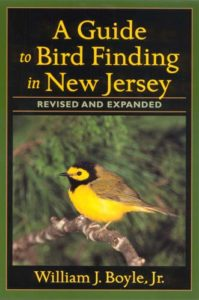 A Guide to Bird Finding in New Jersey by William J. Boyle, Jr.