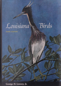 Louisiana Birds by George Lowery