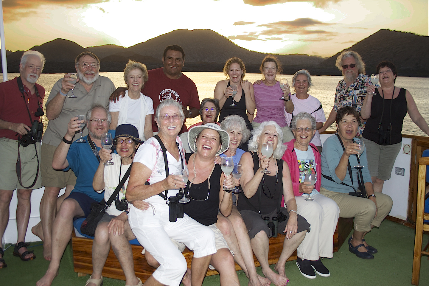 vaccinated cruises to the Galapagos Islands with Naturalist Journeys