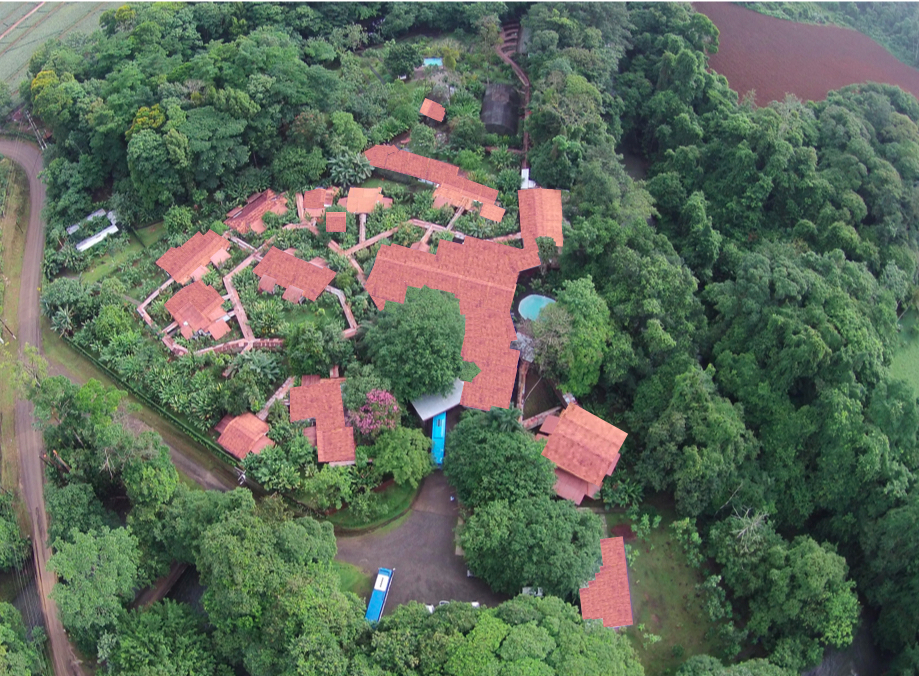 Costa Rica means ecolodges
