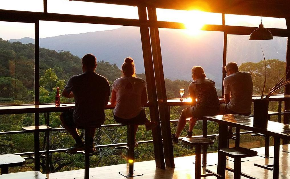 Costa Rica tourism means ecolodges