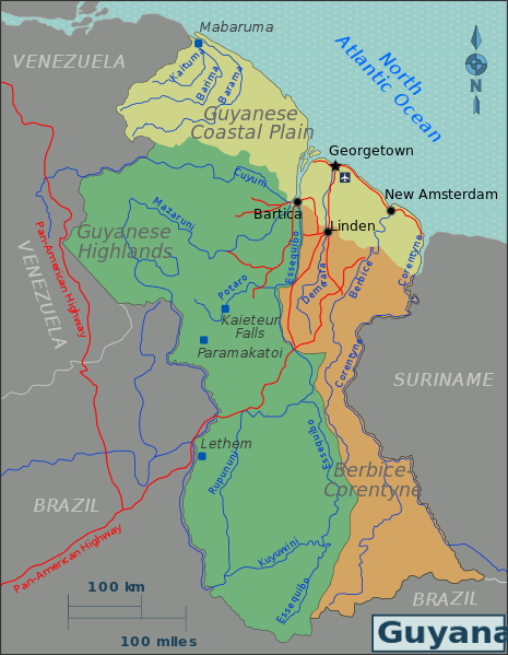 Guyana travel puts us into the South American region known as the Guiana Shield